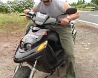 Traper - objazd wyspy Faial