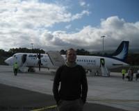 Traper - port lotniczy w Porto Cachorro