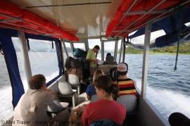 Mini Traper - Przeprawa przez jezioro Arenal