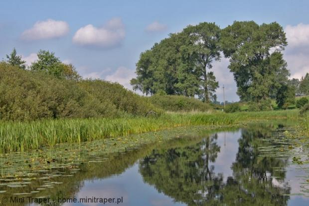 Mini Traper - Kanał Elbląski