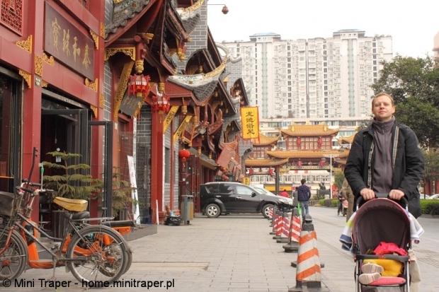 Mini Traper - Chengdu, Qintai Road