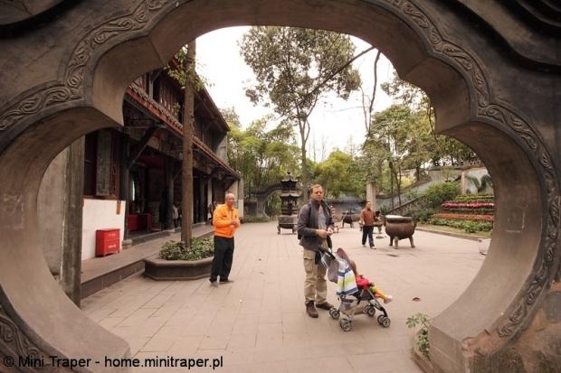 Mini Traper - Chengdu, Qingyang Temple
