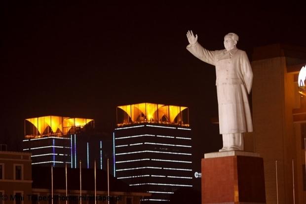 Mini Traper - Chengdu, Mao Zedong (Tianfu Square)