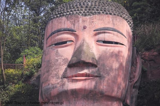Mini Traper - Leshan, Wielki Budda