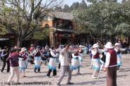 Mini Traper - Lijiang, taniec Naxi