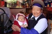 Mini Traper - Lijiang, kobieta Naxi