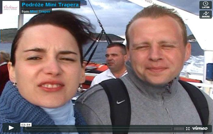 Podróże Mini Trapera