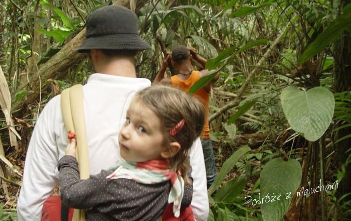 Podróże z maluchami - Wenezuela