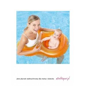 Dmuchany Pływak Dla Mamy IDziecka Jane