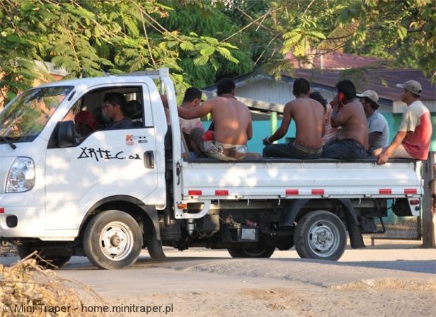 Mini Traper - W drodze do Playa Samara