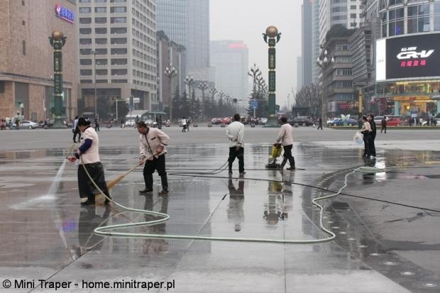 Mini Traper - Chengdu, Tianfu Square