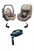 Maxi-Cosi Car Seat Family