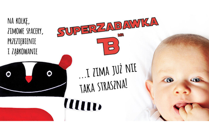 SuperZabawka MR B